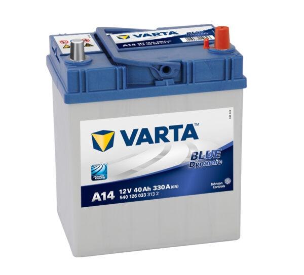 batteria varta a14
