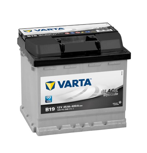 batteria varta b19