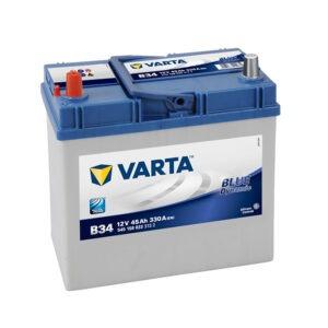 batteria varta b34