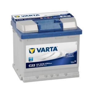 batteria varta c22
