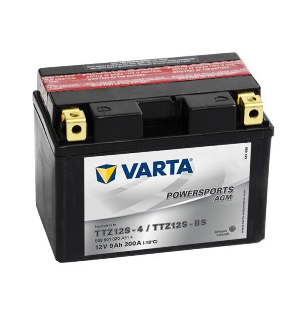 batteria zenith TTZ12S-BS-TTZ12S-4