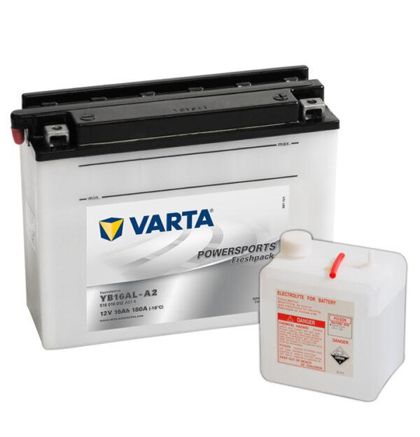 batteria varta YB16AL-A2