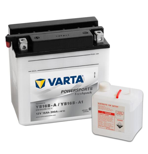 batteria varta YB16B-A-(YB16B-A1)