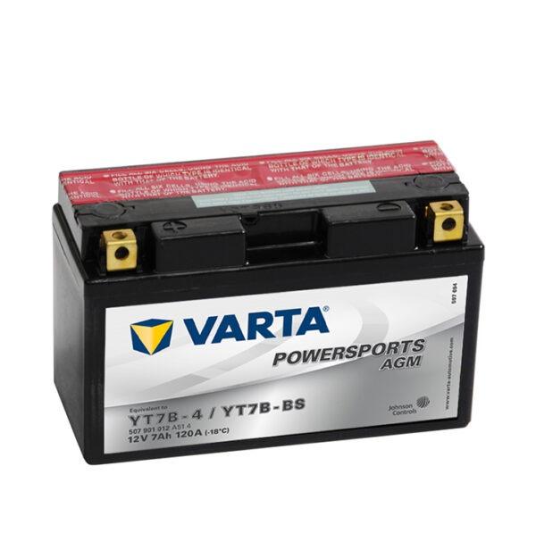 batteria varta YT7B-BS-(YT7B-4)