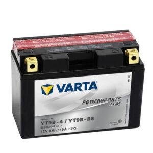 batteria varta YT9B-BS (YT9B-4)