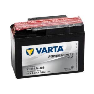 batteria varta YTR4A-BS