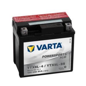 batteria varta YTX5L-BS-(YTX5L-4)