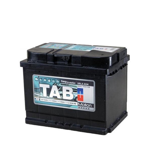 batteria tab 45agm