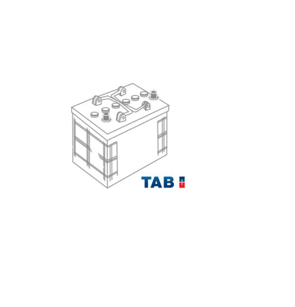batteria tab gel 105