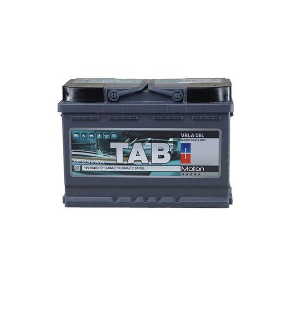 batteria tab gel501