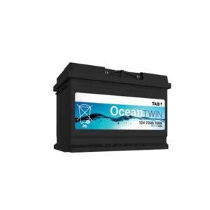 batteria tab ocean twin