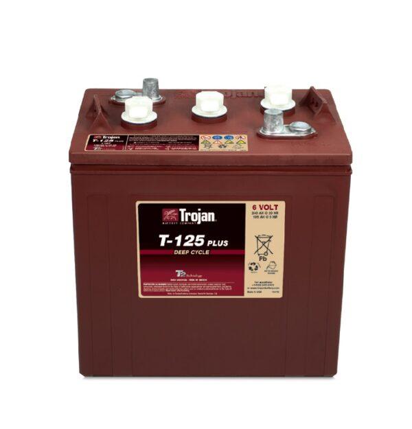 batteria trojan t-125 plus