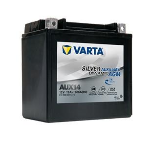 batteria ausiliaria varta aux14