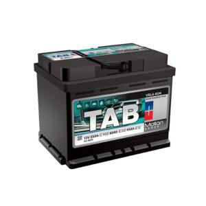 Batterie per pulizie industriali AGM Tab