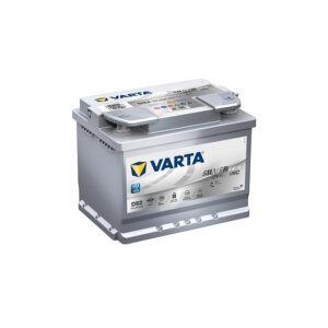 Varta Silver Dynamic AGM Start and Stop