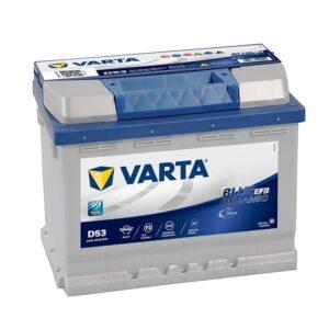Varta Blue Dynamic EFB Start and Stop