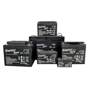 Batterie antifurto Energy safe