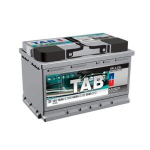 Batterie sigillate Tab Motion Gel