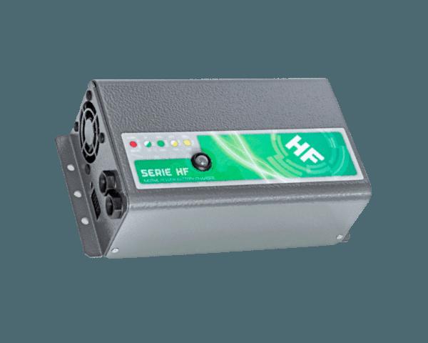 Caricabatterie transpallet 12/24V